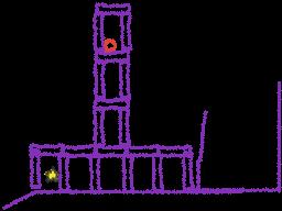 tower of dominoes 1