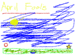 April Fool's Day (3rd Level of