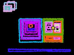Bursting squares