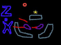 a pinball game