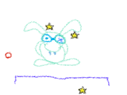 sick bunny