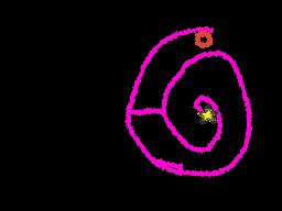 Super door spiral