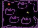 cave of bats
