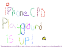 iPhone/Ipod CPD Playground is up