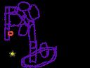 The Purple Escalator