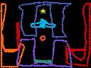 Rocket Trampoline